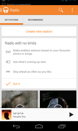 Google Play Music All Access now available in the UK