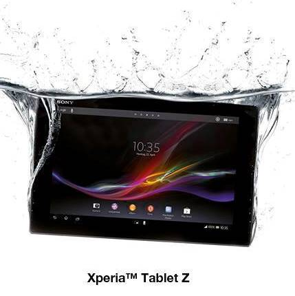 Sony Xperia Tablet Z LTE getting Android 4.2.2 update now