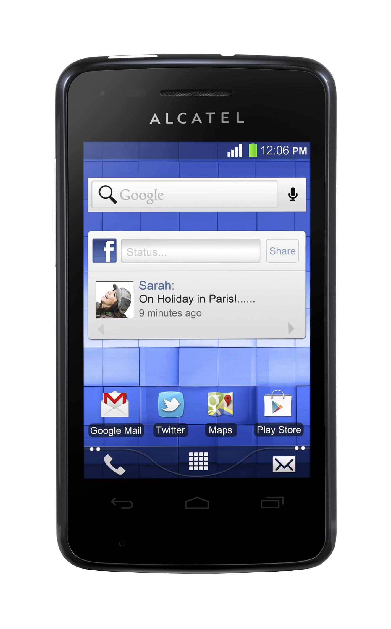 Телефон alcatel 4007d схема