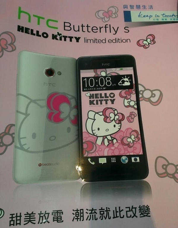 Well Hello Kitty!!