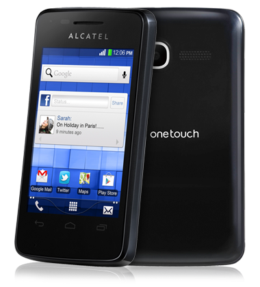Cheap Android alert! Alcatel One Touch TPop on Virgin Media