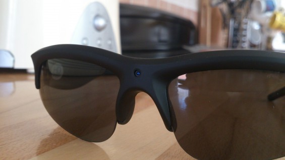 Competition   Win these camera sunglasses. Easy to enter!