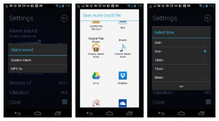Android App Review   Neon Alarm