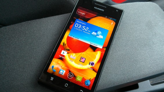 Huawei Ascend P1 continues to sell in large amounts   Your last chance to get one