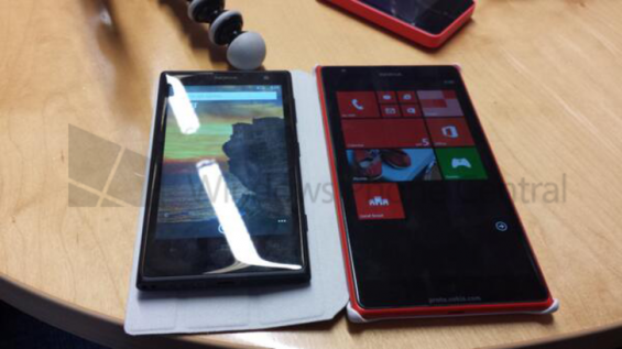 Nokia Lumia 1520 phablet leaked?