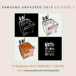 Samsung confirm September 4th Unpacked event