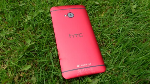 HTC One in Glamour Red, get it on Sprint too