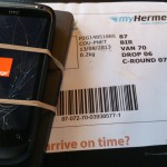 Feature – Parcel tracking with just your smartphone
