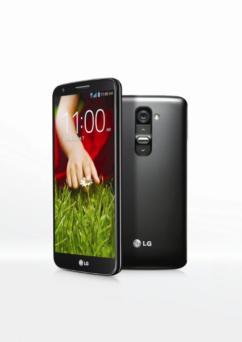 LG G2 rear key movie