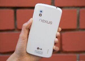 Want a white Nexus 4? No Worries