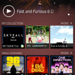 Sony Xperia media apps updated