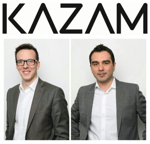Kazam prepare for their new phone launch by employing a load of new people