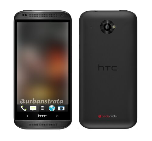 An image of the HTC Zara leaks out onto the web