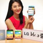 LG Announce the LG Vu III