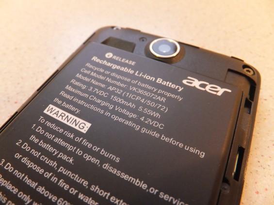 Acer Liquid Z3 Pic11