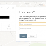 Android Device Manager gets Remote Lock Feature