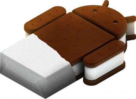 Android Ice Cream Sandwich 450 x 329