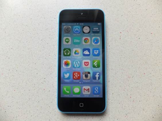 Apple iPhone 5C pic6