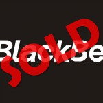 Blackberry sold in $4.7bn deal