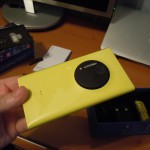Nokia Lumia 1020 – Unboxing
