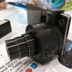 Sony Xperia Z1 with DSC-QX10 Smart Shot first look