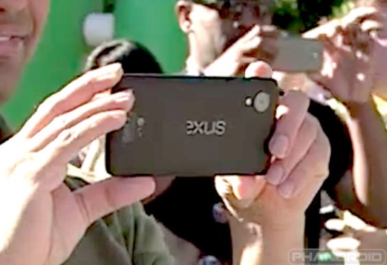 Things are melting at Google as Nexus 5 leaks