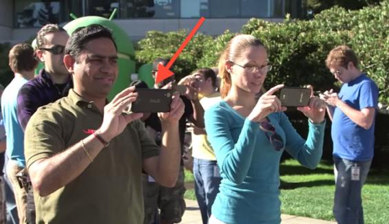 Nexus 5 leak KitKat unveiling video high res 640x370