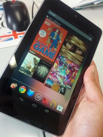 Google Nexus 7 (2012 version)   Now down in price