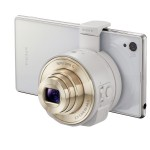 Sony announce the DSC QX-10 and the DSC QX-100 Smart Shots