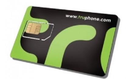 Truphone  an app, unique sim and MVNO