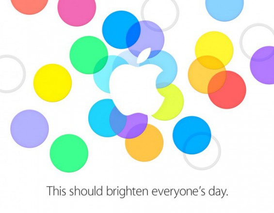 Apple event confirmed for September 10th