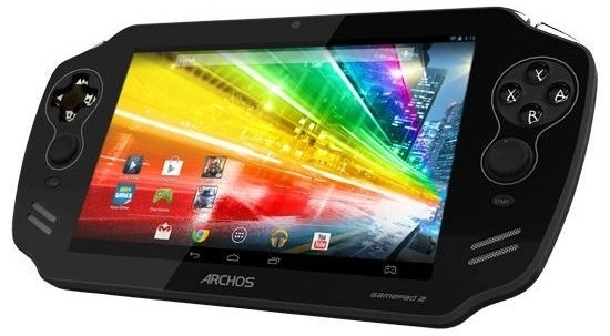 Archos Gamepad 2 revealed in retailer leak