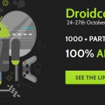 Droidcon kicks off next month