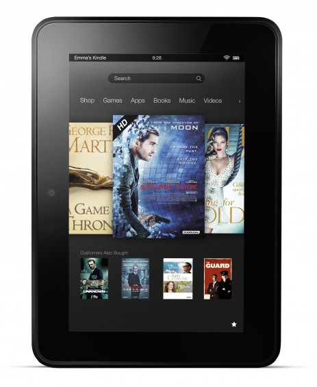Competition   Win a Kindle Fire HD