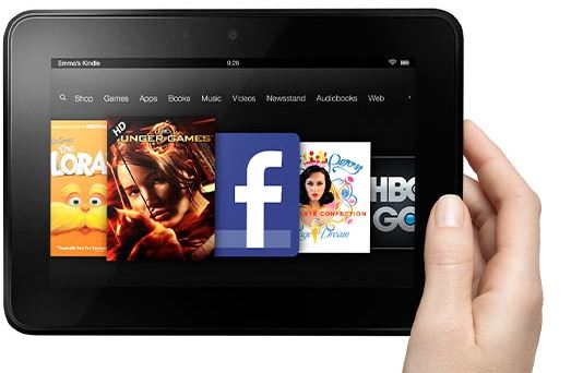 kindle fire hd1