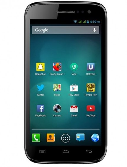 Agora   A quad core smartphone for £158