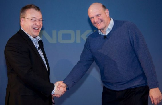 Job done. Ex man, Stephen Elop, returns from Nokia with £15.9m in his back pocket
