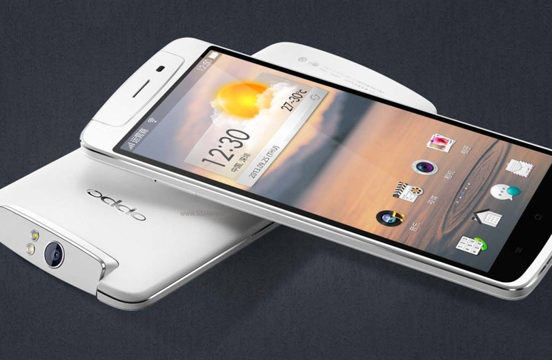 oppo n1 be es the first official cyanogenmod phone