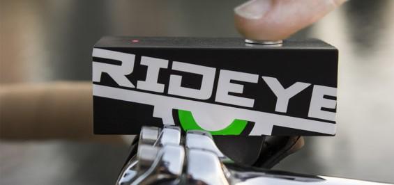 Rideye   A black box bike recorder