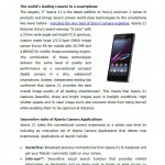 Sony Xperia Z1 leaks all over the place