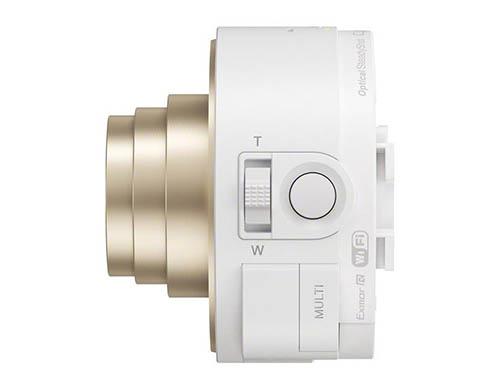 sony qx10 white 1