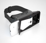 Portable 3D screen on the cheap   vrAse