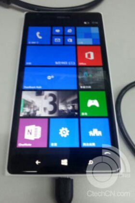 Lumia 1520   More shots appear