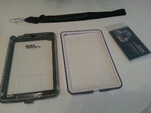 Lifeproof iPad Mini case   Review