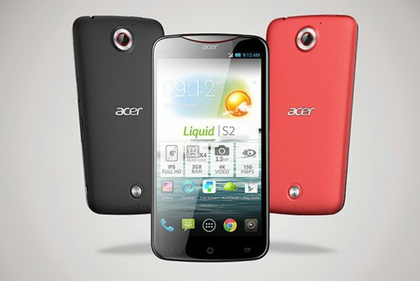 Acer announce the Liquid S2 at IFA