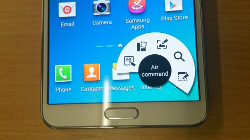 Galaxy Note 3   Not quite locked in the way we all assumed