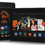 Amazon announces  Kindle Fire HDX tablets