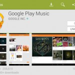 Google Play Music updated adding an improved Radio experience