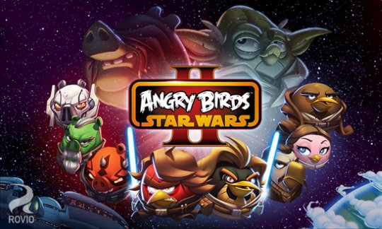 Angry Birds Star Wars II is now available