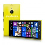 An image of the Nokia Lumia 1520 leaks out
